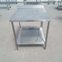 80cm stainless steel table