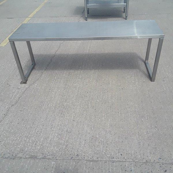 Gantry shelf stainless steel