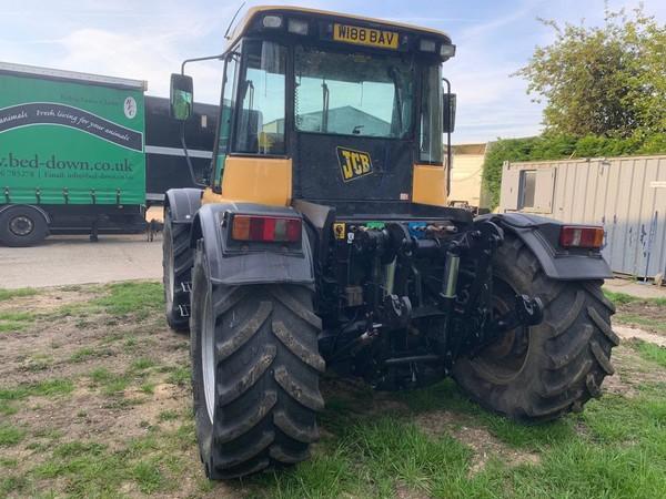 Used JCB 3185 Fastrac 65KPH