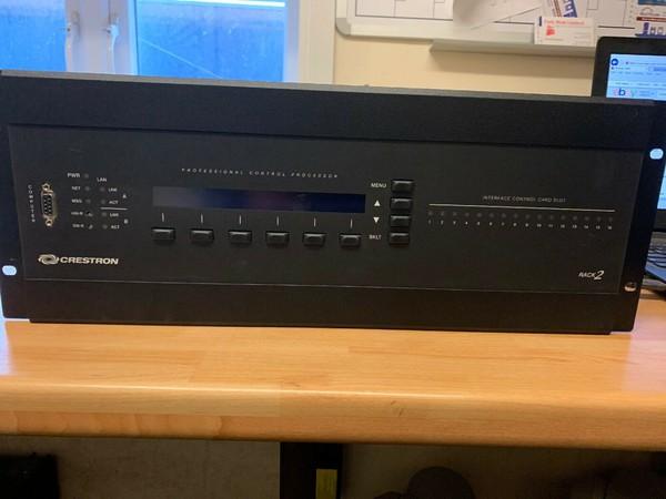 Control processor for sale