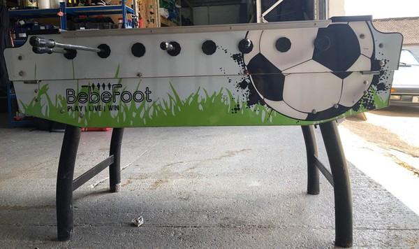 Used Table Football