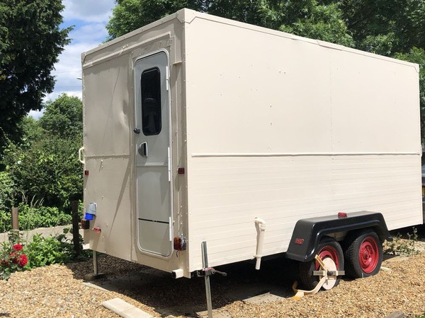 Second Hand Catering Trailer 12' x 6'