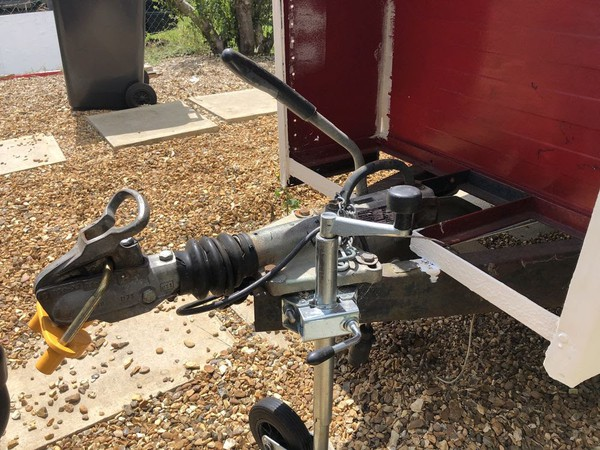 Selling Catering Trailer 12' x 6'
