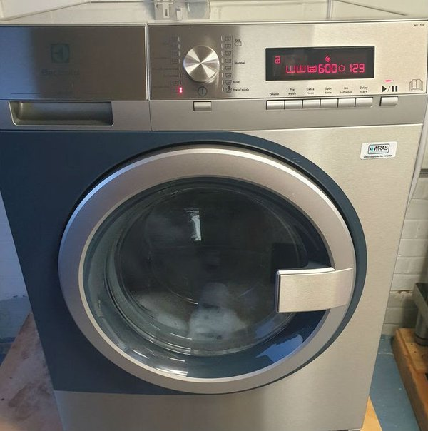 Electrolux WE170P Commercial Washing Machine