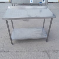 Used  Stainless Steel Table(9224)