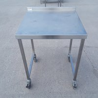 Used  Stainless Steel Table(9222)