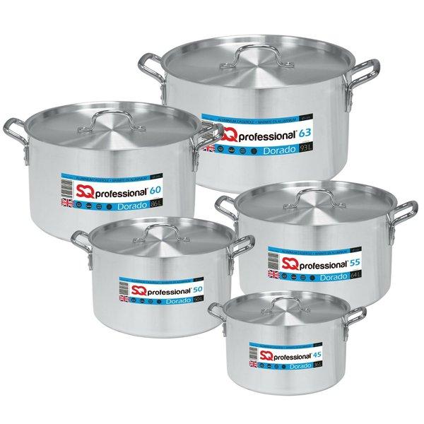 Cooking pots - Dorado aluminium cooking pots