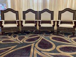 Wedding chairs - Asian