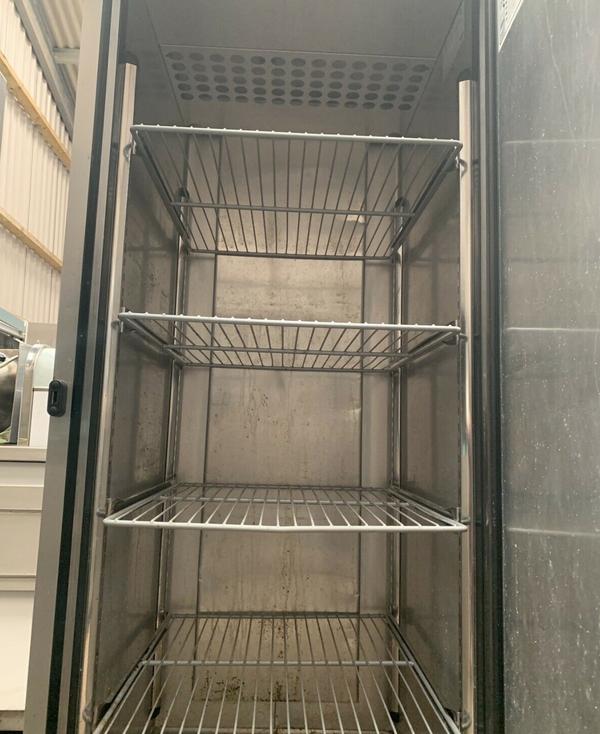 Used upright fridge for sale