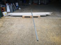 Pipe and drape extendable cross bars 10-18ft  for sale