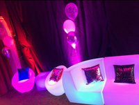 LED Event props