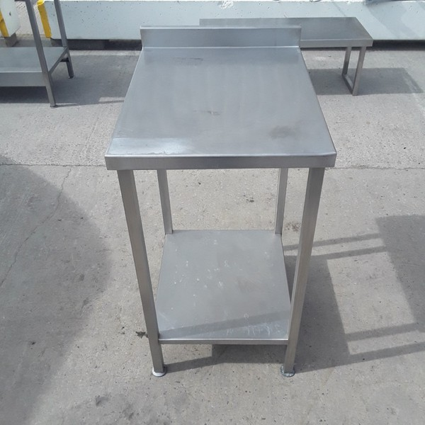 Used  Stainless Steel Table(9283)