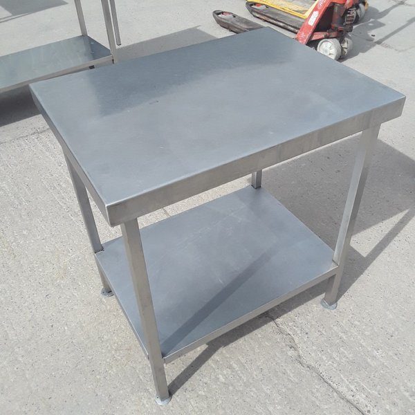 Used Stainless Steel Table (9285)