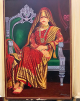 Indian bride painting for sale