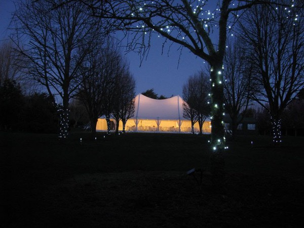 Beautiful traditional marquee for sale