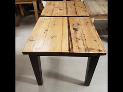 Rustic Chunky Mellowed Oak Tables