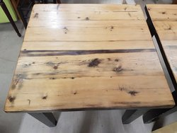 Used Mellowed Oak Tables