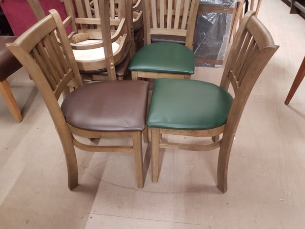 New Houston chairs