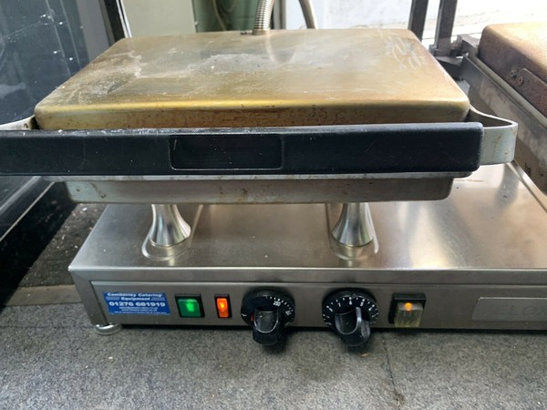 Secondhand contact grill for sale