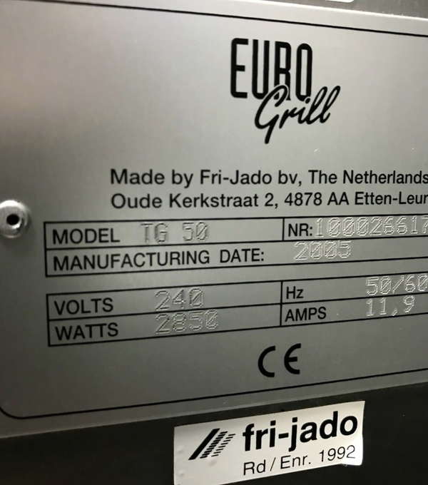 Eurogrill for sale