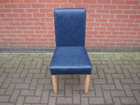 Blue Restaurant Dining Chairs