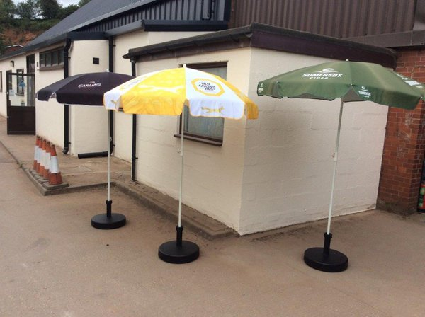 Pub umbrellas / brollies for sale