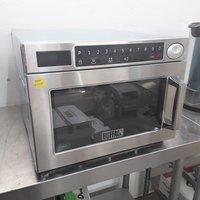 New B Grade Buffalo GK641 Microwave 1500W Programmable (U9297)