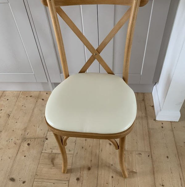180x Cross Back Chairs