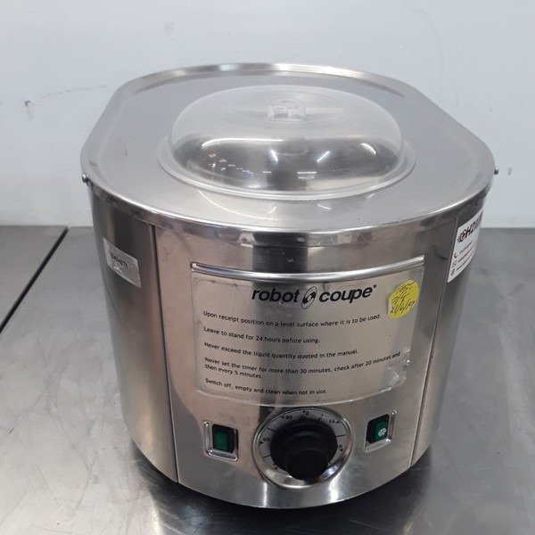 Used Robot Coupe L1 Ice Cream Machine	(9301)