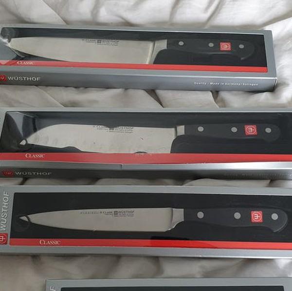 Wusthof Professional Knife Set