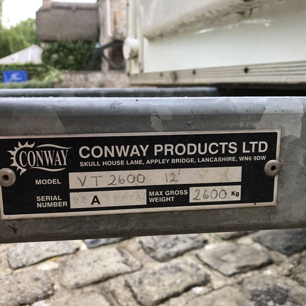 Conway VT2600 12'