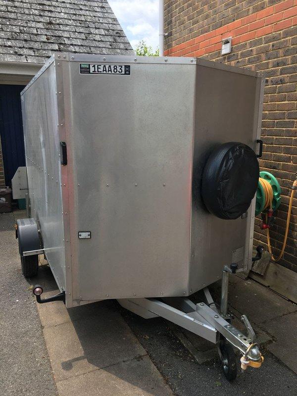 Aluminium Kart trailer for sale