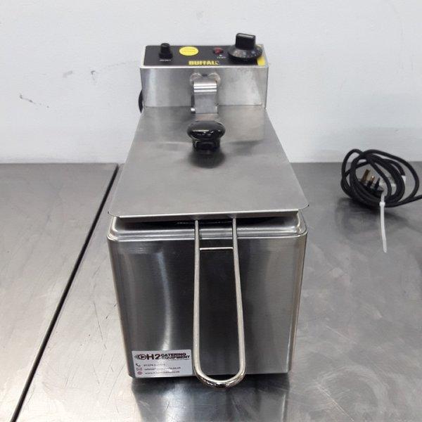 Used Buffalo L370 Single Table Top Fryer 3L(9307)