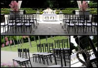 Black Chiavari Event Chairs