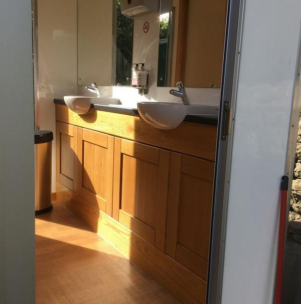 Peagreen Eco 250s4 (3+1) Toilet Unit