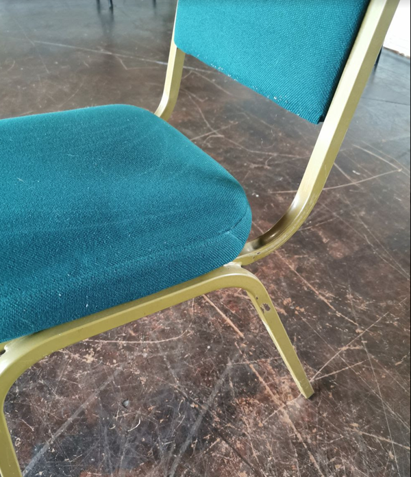 Secondhand banquet chairs for sale