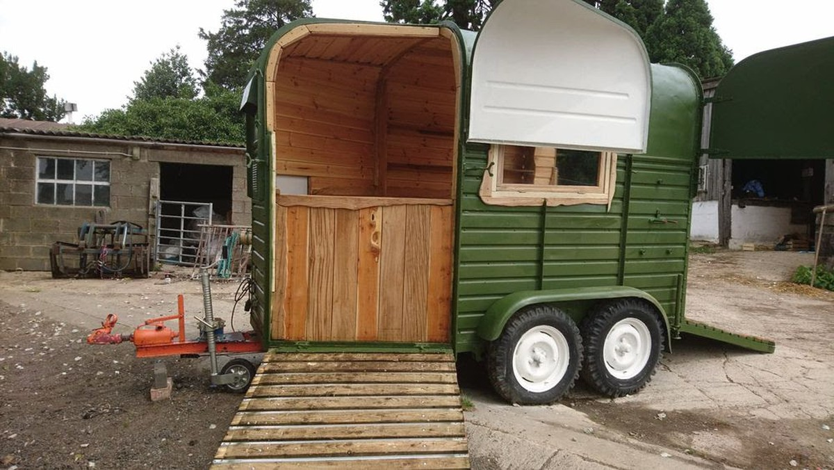 Secondhand Trailers Catering Trailers Converted Horse Box Bar Coffee Shack Food Gloucestershire