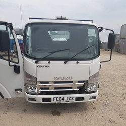 Lorry and cab for sale