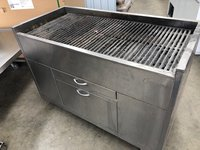 Grelhaco WG125  Charcoal chargrill