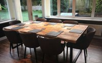 Industrial Reclaimed Style 6-8 Seater Dining Table