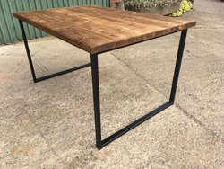 Large Industrial Style Table