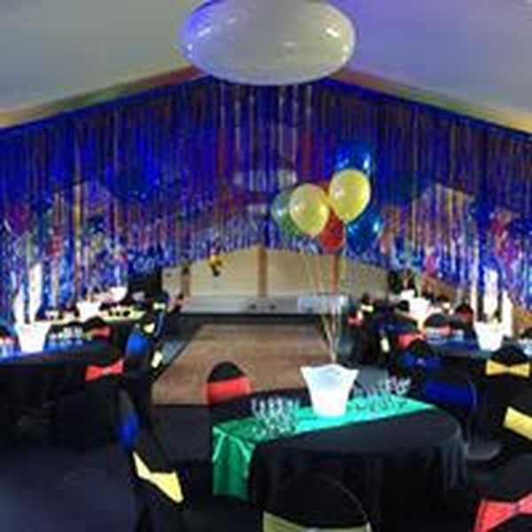 Event decor business