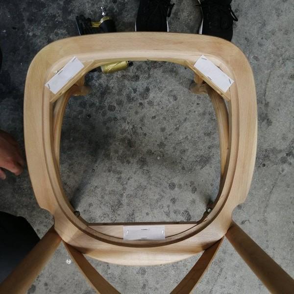 OAK Cross Back Chairs for sale