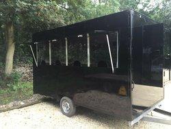 4 window ticket office trailer for sale
