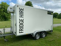Secondhand fridge trailer for Sale