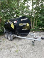 Fuel Bowser trailer for sale