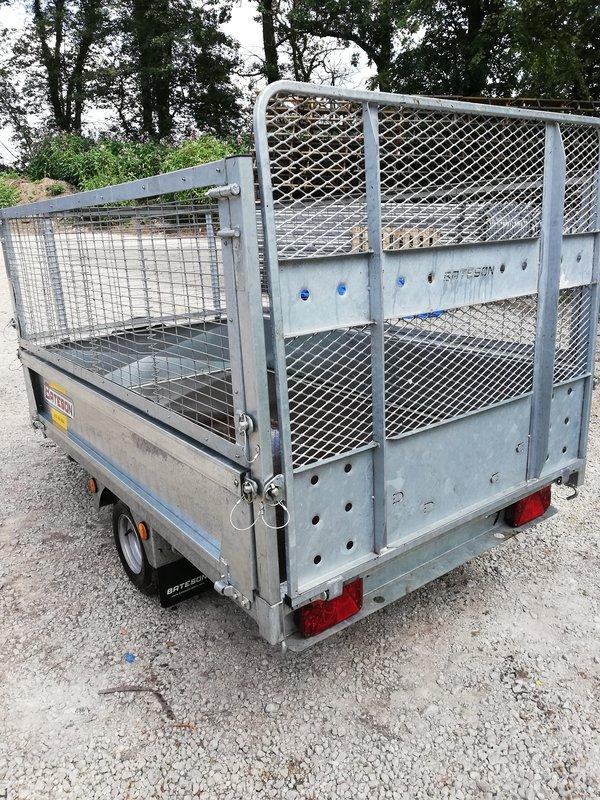 Bateson 720 750kg trailer for sale