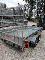 750kg plant trailer for sale