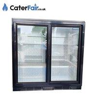 Used Polar Double Door Bottle Cooler GL003 (Product Code: CF1412)