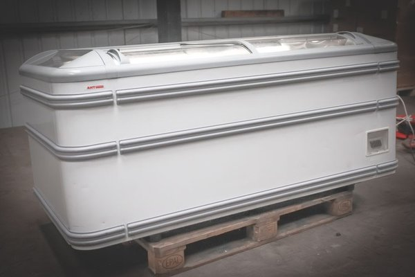 AHT (Supermarket Style) Commercial Chest Freezer Paris 1.85M (Tube Lights)